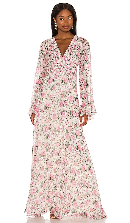 Ros Gown AMUR $698 NEW