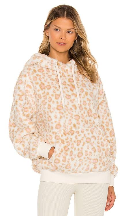 Loyra Sherpa Hoodie UGG $98 NEW
