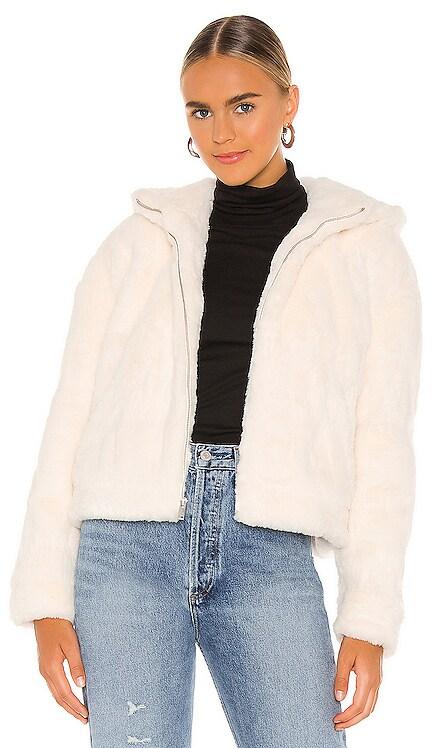 Mandy Faux Fur Hoodie UGG $195
