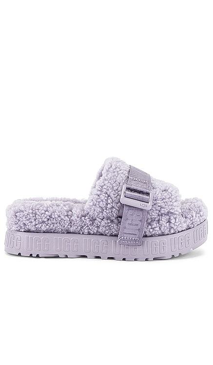 Fluffita Slide UGG $100 NEW