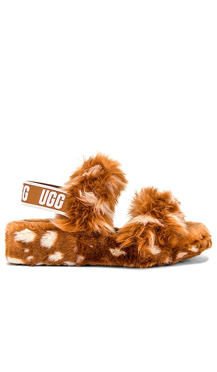 Oh Yeah Spots Sandal UGG $110 NEW