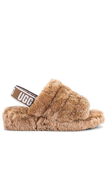 Fluff Yeah Fur Sandal UGG $100