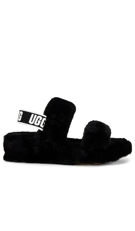 Oh Yeah Slide UGG $100 NEW