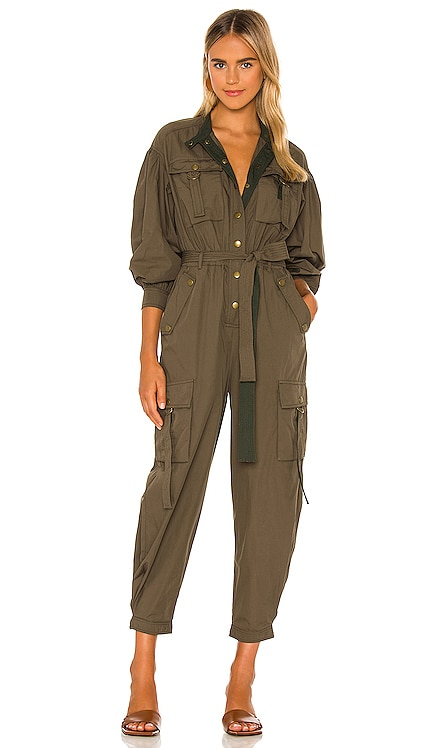 Reverie Jumpsuit Ulla Johnson $495 NEW