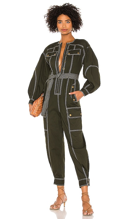 Stearling Jumpsuit Ulla Johnson $495