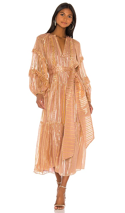 ROBE MI-LONGUE TALITHA Ulla Johnson $417