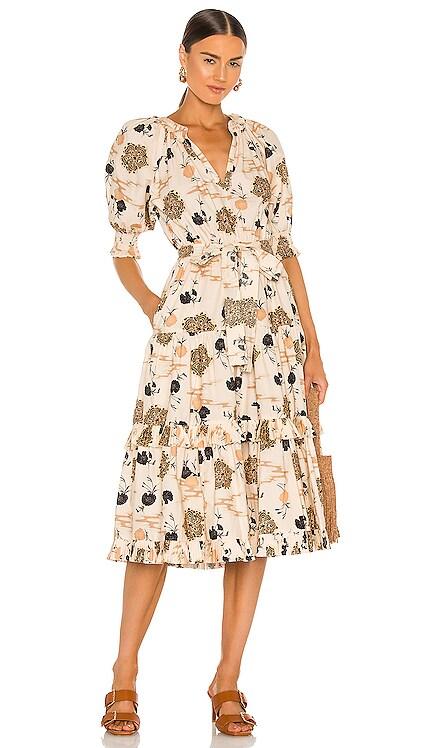 Dasha Dress Ulla Johnson $445 NEW