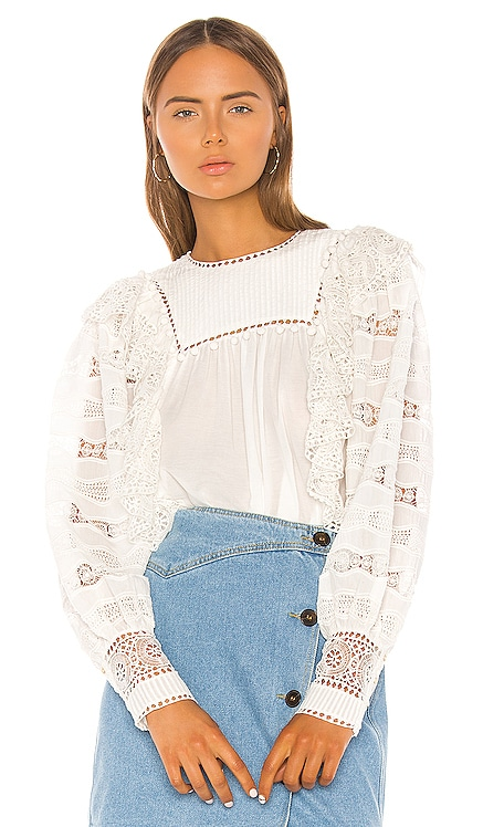 Lily Blouse Ulla Johnson $445