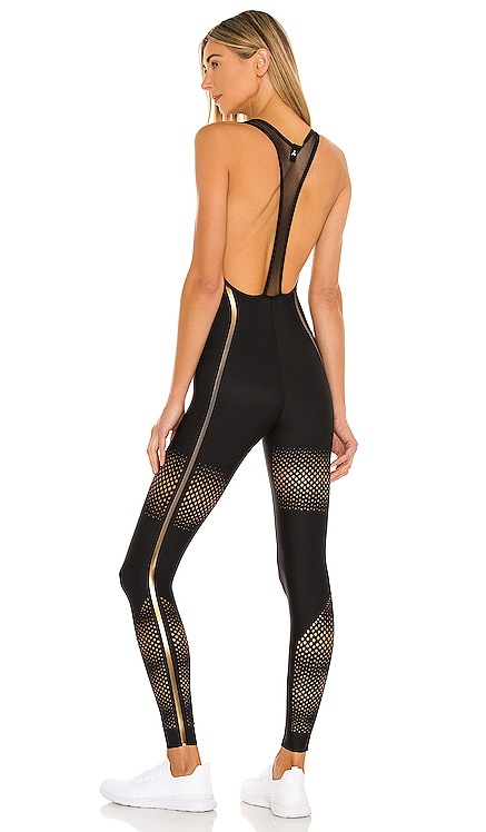 Diamond Mesh Motion Unitard ultracor $225
