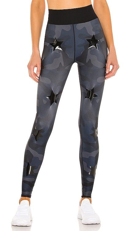 Ultra High Silk Camo Knockout Legging ultracor $198 NEW