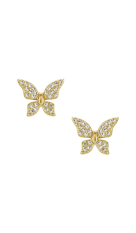 Butterfly Studs Earrings Uncommon James $42