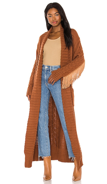 Rodeo Robe Understated Leather $224 BEST SELLER