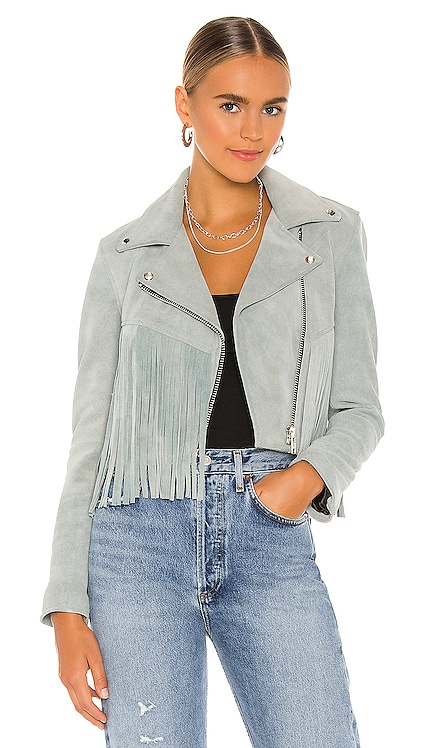 CHAQUETA FEARLESS Understated Leather $495 NUEVO
