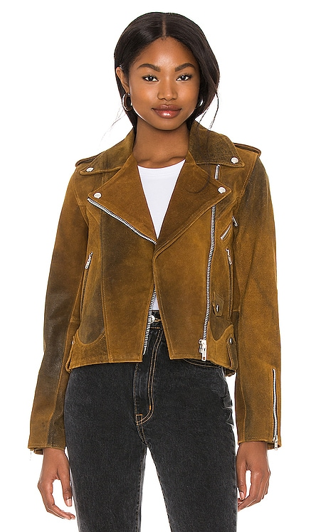 CHAQUETA AFTERGLOW Understated Leather $262 NUEVO