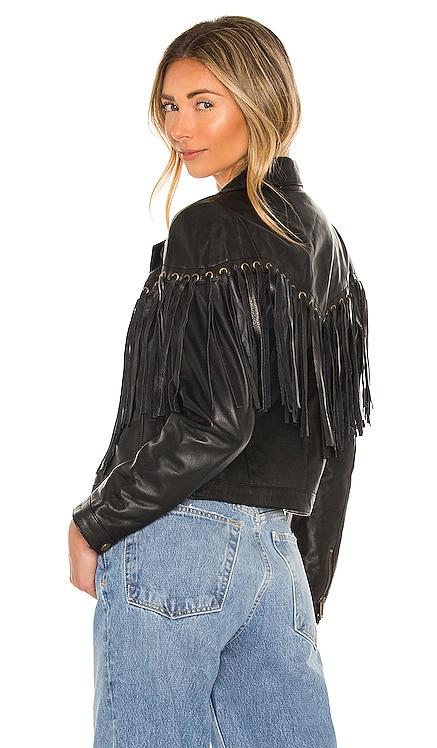 Motive Jacket Understated Leather $455