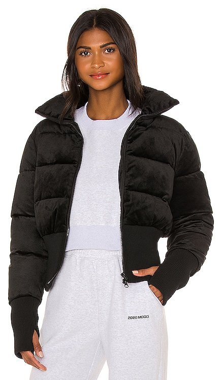 Amsterdam Puffer Jacket Unreal Fur $339 NEW