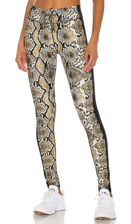 Snake Skin Yoga Pant THE UPSIDE $109 BEST SELLER