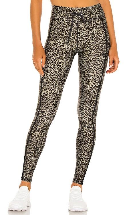 Leopard Yoga Pant THE UPSIDE $120 NEW