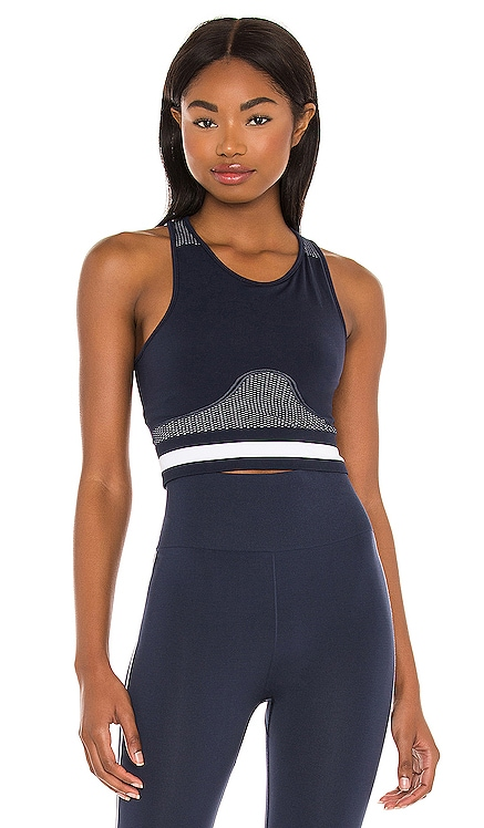 TOP CROPPED BIANCA THE UPSIDE $100