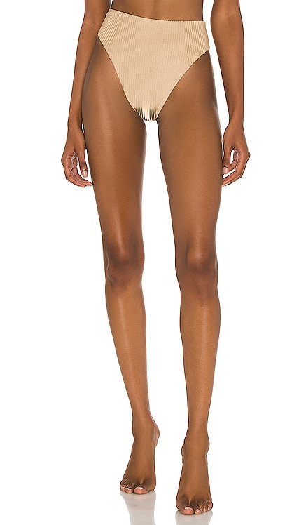 Sienna High Waist Bikini Bottom vitamin A $105