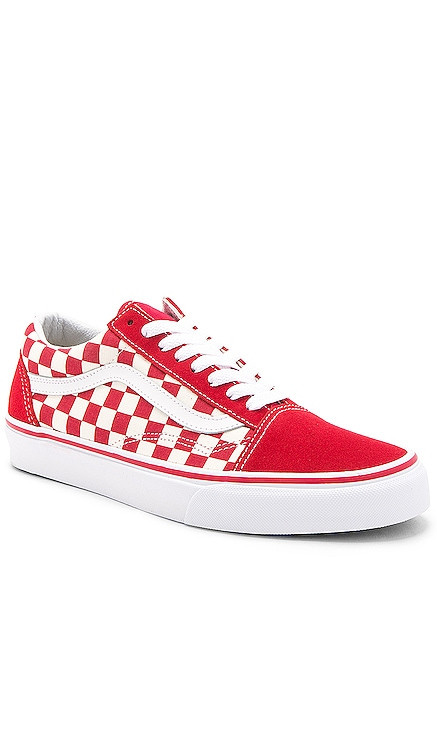 ZAPATILLAS DEPORTIVAS OLD SKOOL CHECKBOARD Vans $60