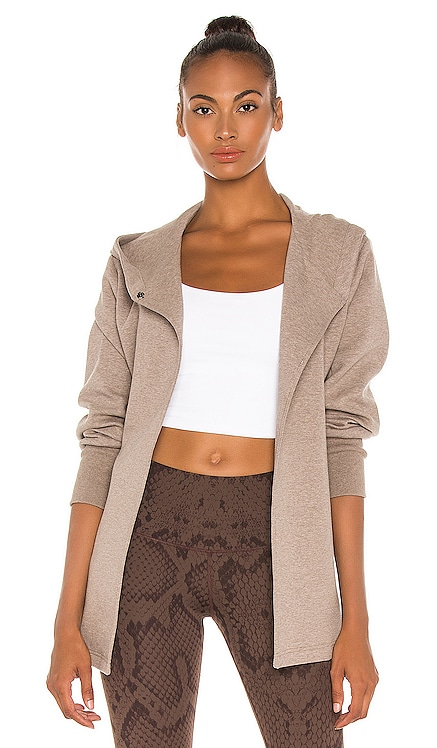 Cove Wrap Sweatshirt Varley $168 NEW