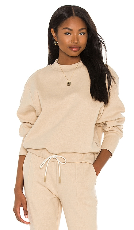 Edith Sweatshirt Varley $128 NEW