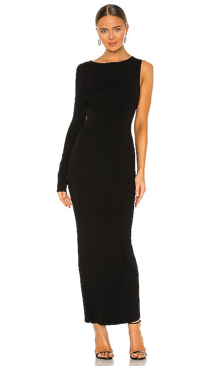 Cut Shoulder Dress Victor Glemaud $595