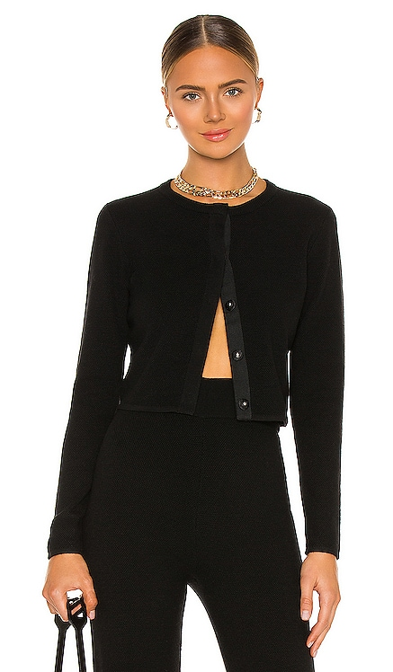X REVOLVE Cropped Open Cardigan Victor Glemaud $350