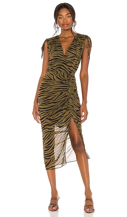Teagan Dress Veronica Beard $650