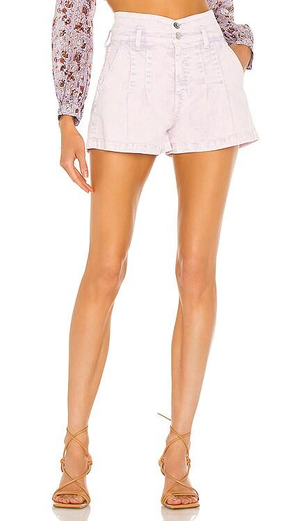 Jaylen Notch Short Veronica Beard $228