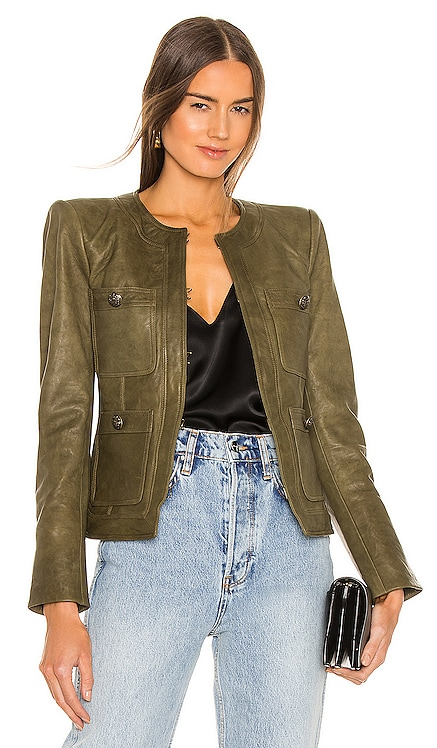 Shanti Jacket Veronica Beard $907