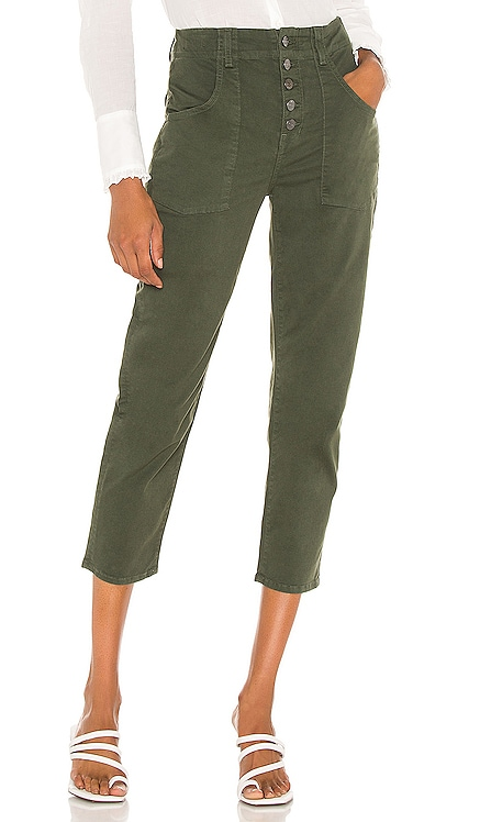 Arya Cargo Straight Pant Veronica Beard $278 NEW