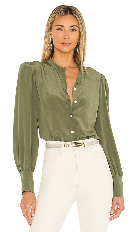Suvi Shirt Veronica Beard $350