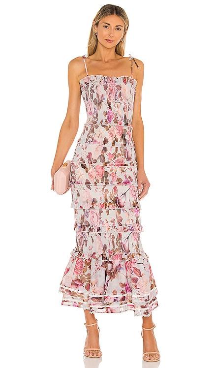 Geranium Dress V. Chapman $385