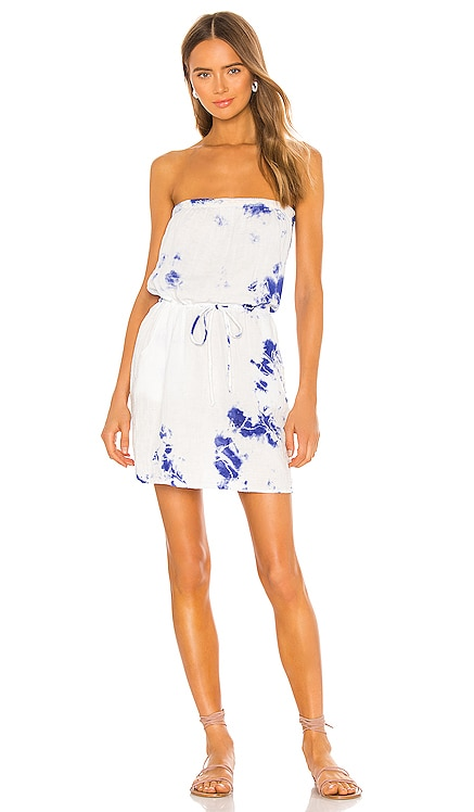 Reta Dress Velvet by Graham & Spencer $189 NEW