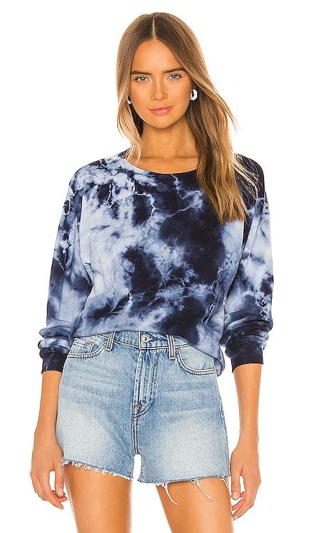 Adelpha Sweatshirt Velvet by Graham & Spencer $150 BEST SELLER