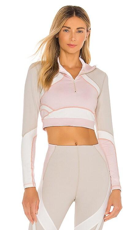 X CB Half Zip Pullover Top Vimmia $96