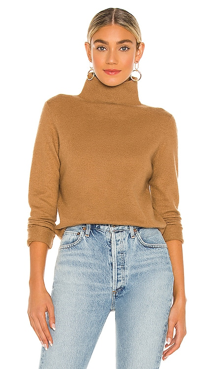 Fitted Turtleneck Vince $345 NEW