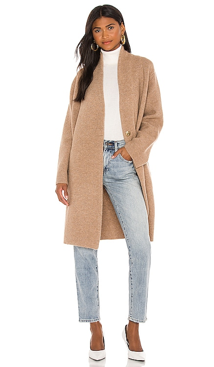 Collarless Cardigan Coat Vince $545 BEST SELLER