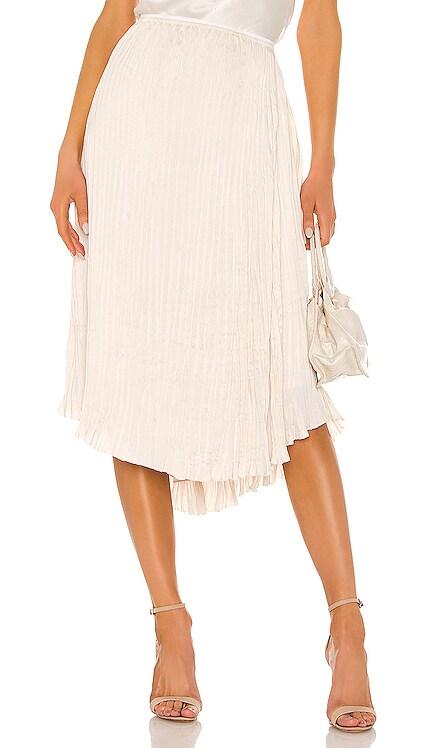 Crushed Drape Skirt Vince $345 NEW ARRIVAL