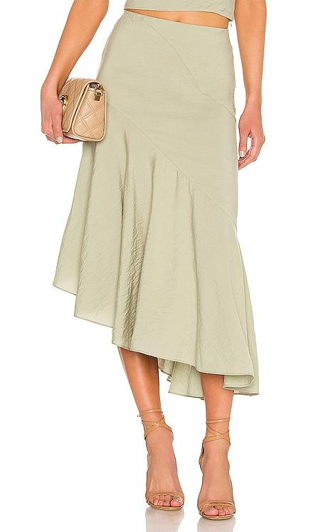 Side Button Tiered Skirt Vince $295 BEST SELLER