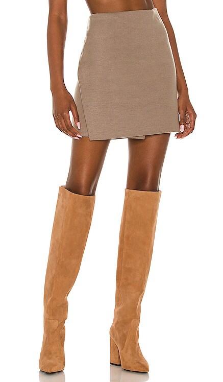Asymmetric Paneled Skirt Vince $275