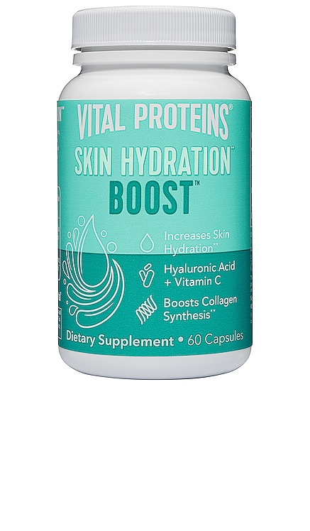 Skin Hydration Boost Capsules Vital Proteins $30 NEW