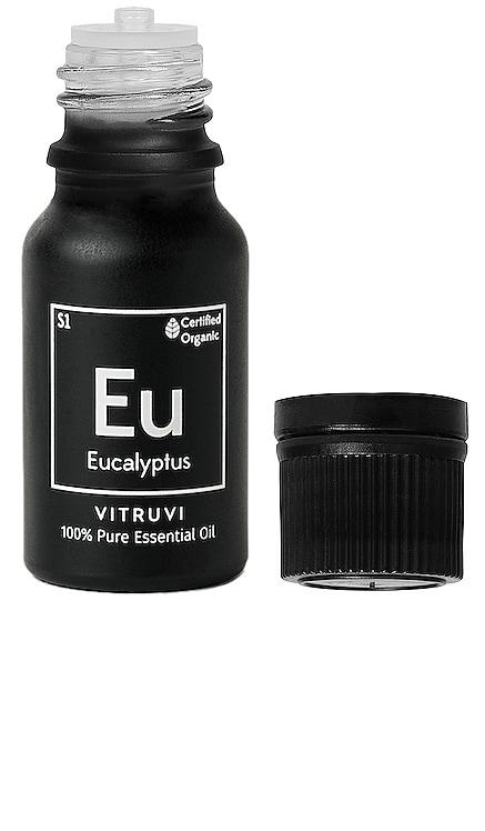HUILE ESSENTIELLE EUCALYPTUS VITRUVI $13