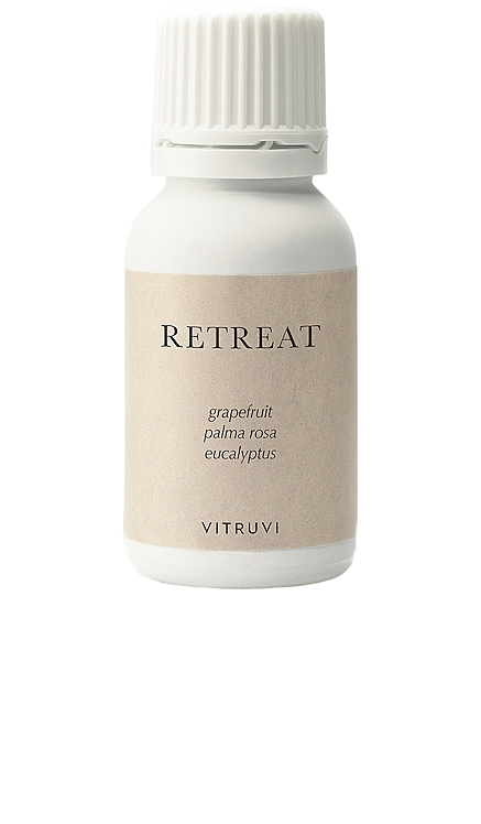 RETREAT 에센셜 오일 VITRUVI $26