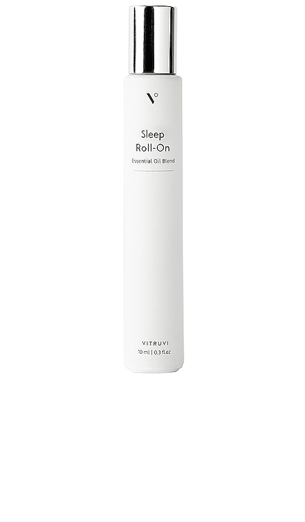 Sleep Aromatherapy Roll-On Oil VITRUVI $32
