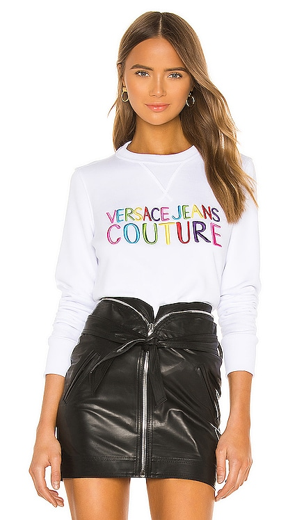Lady Light Sweater Versace Jeans Couture $195
