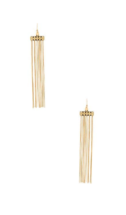 Fara Earrings Vanessa Mooney $66