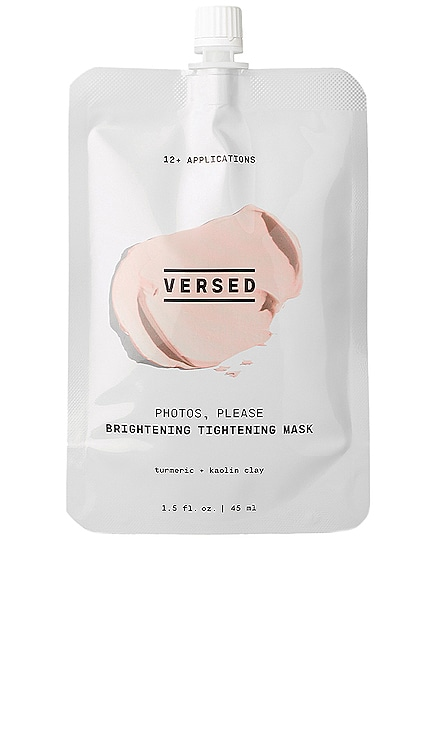 Photos, Please Brightening Tightening Mask VERSED $10 BEST SELLER